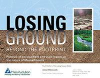 Mass Audubon Losing Ground